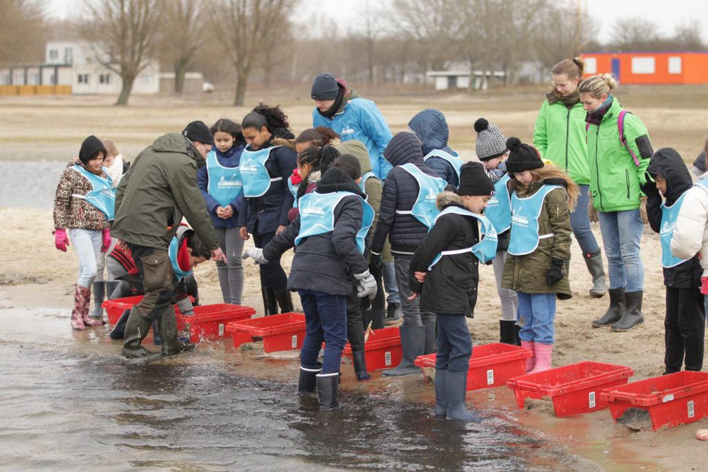 Wereldwaterdag, Watermanagers in de Polder, Stad en Natuur, StrandLAB Almere