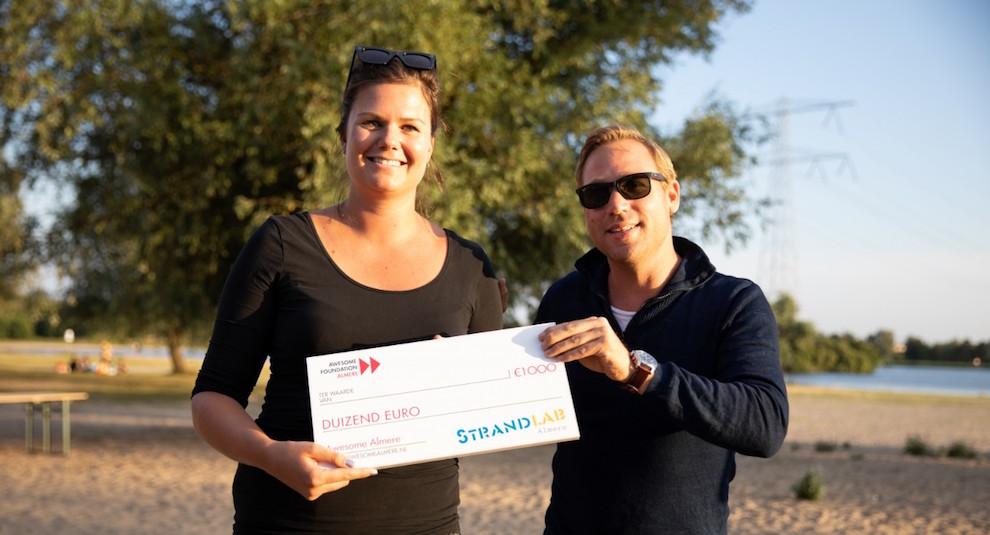 Awesome Almere, StrandLAB Almere, Economic Development board copy