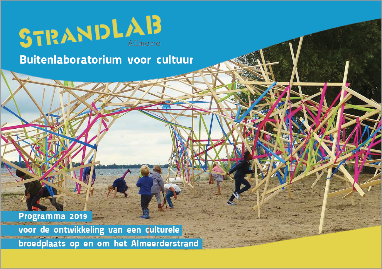 Programma 2019 StrandLAB Almere